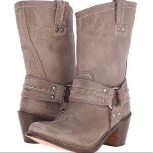 FRYE | Carmen Harness Mid Calf Boots